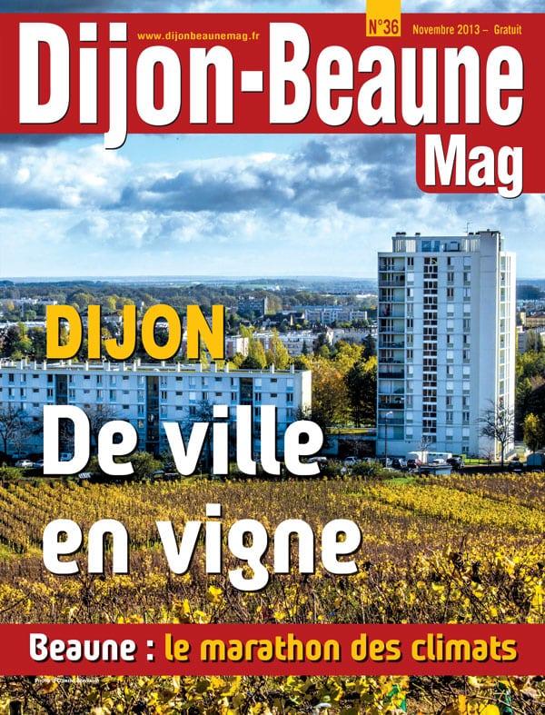 Dijon-Beaune Mag n°36