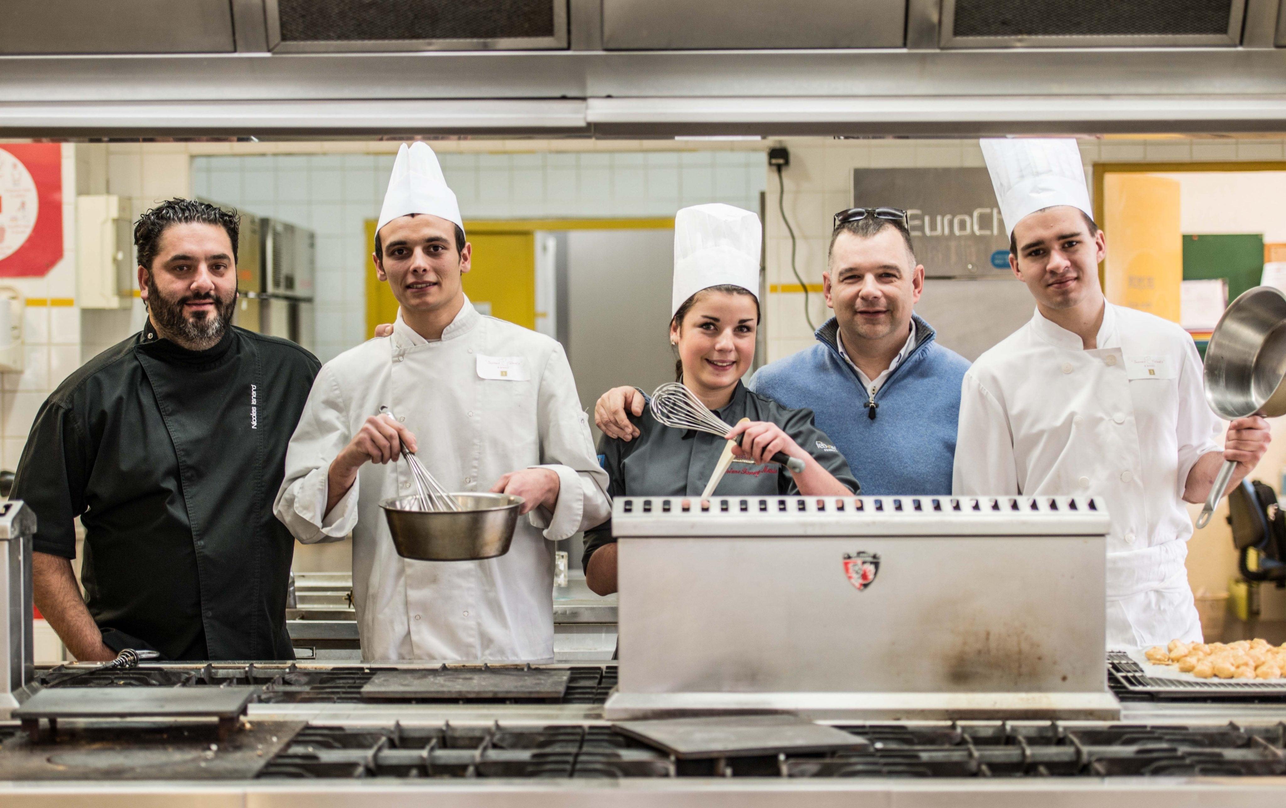 Jeunes talents, la cuisine interne d'un jury