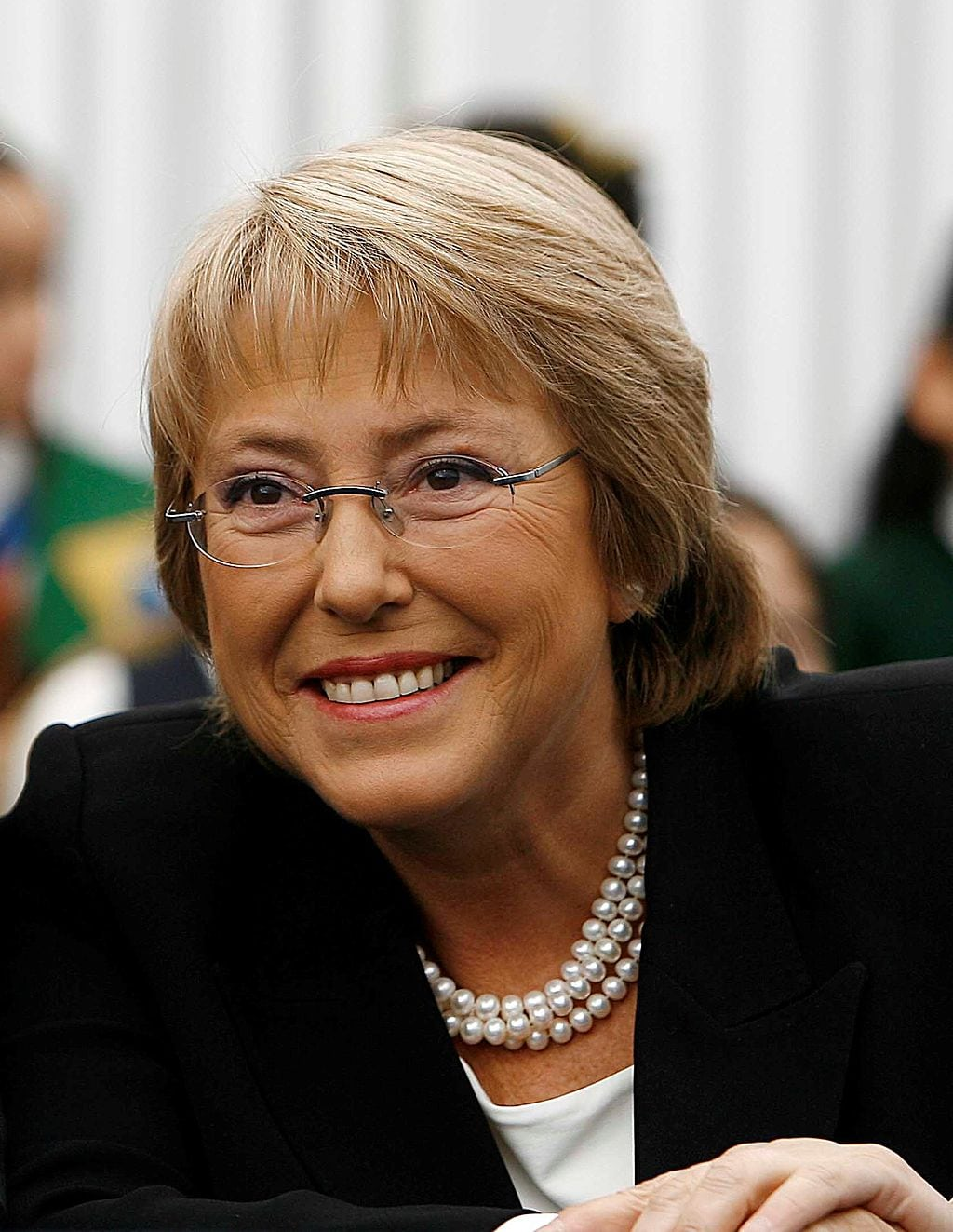 Chili, une bourguignonne présidente