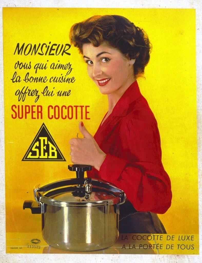 Super-Cocotte, la sexy sexagénaire