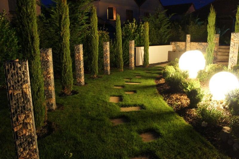 Lumières sur nos jardins d'hiver