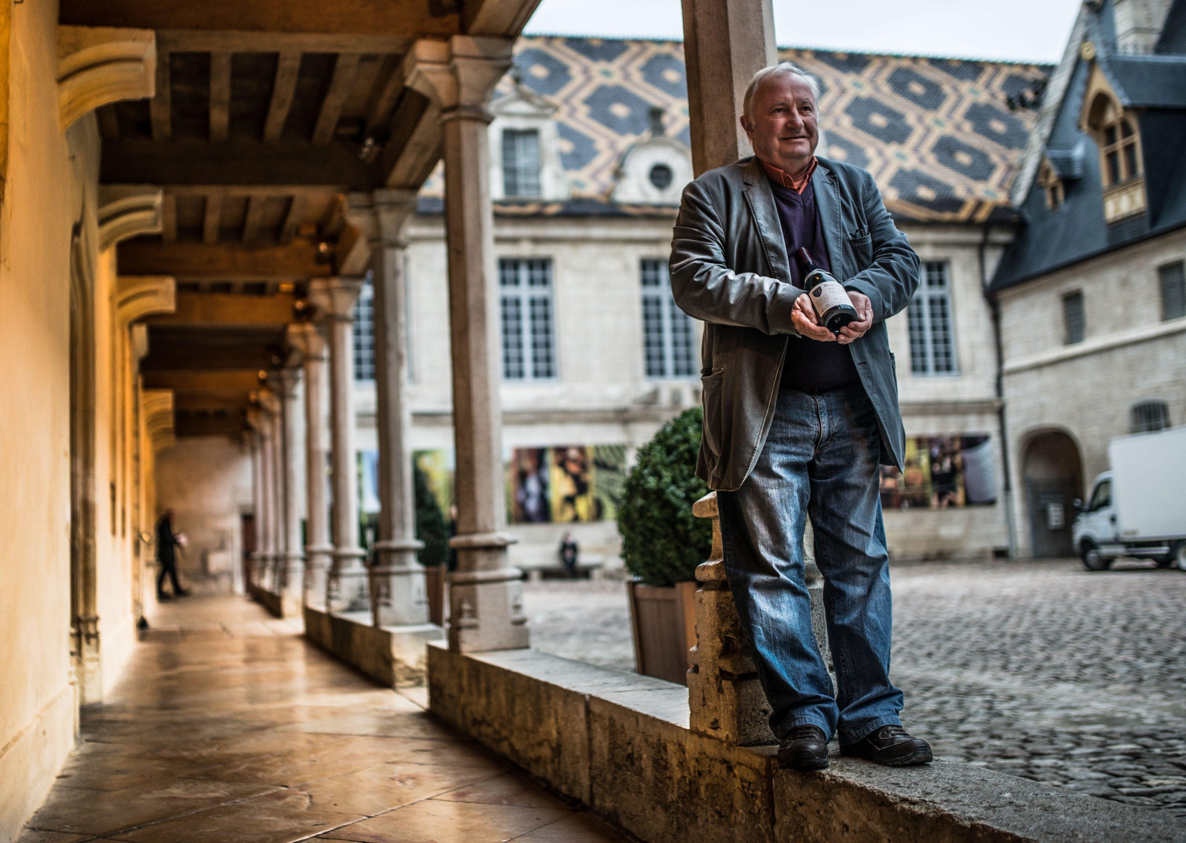 Hospices de Beaune : Roland Masse «13 » en confiance