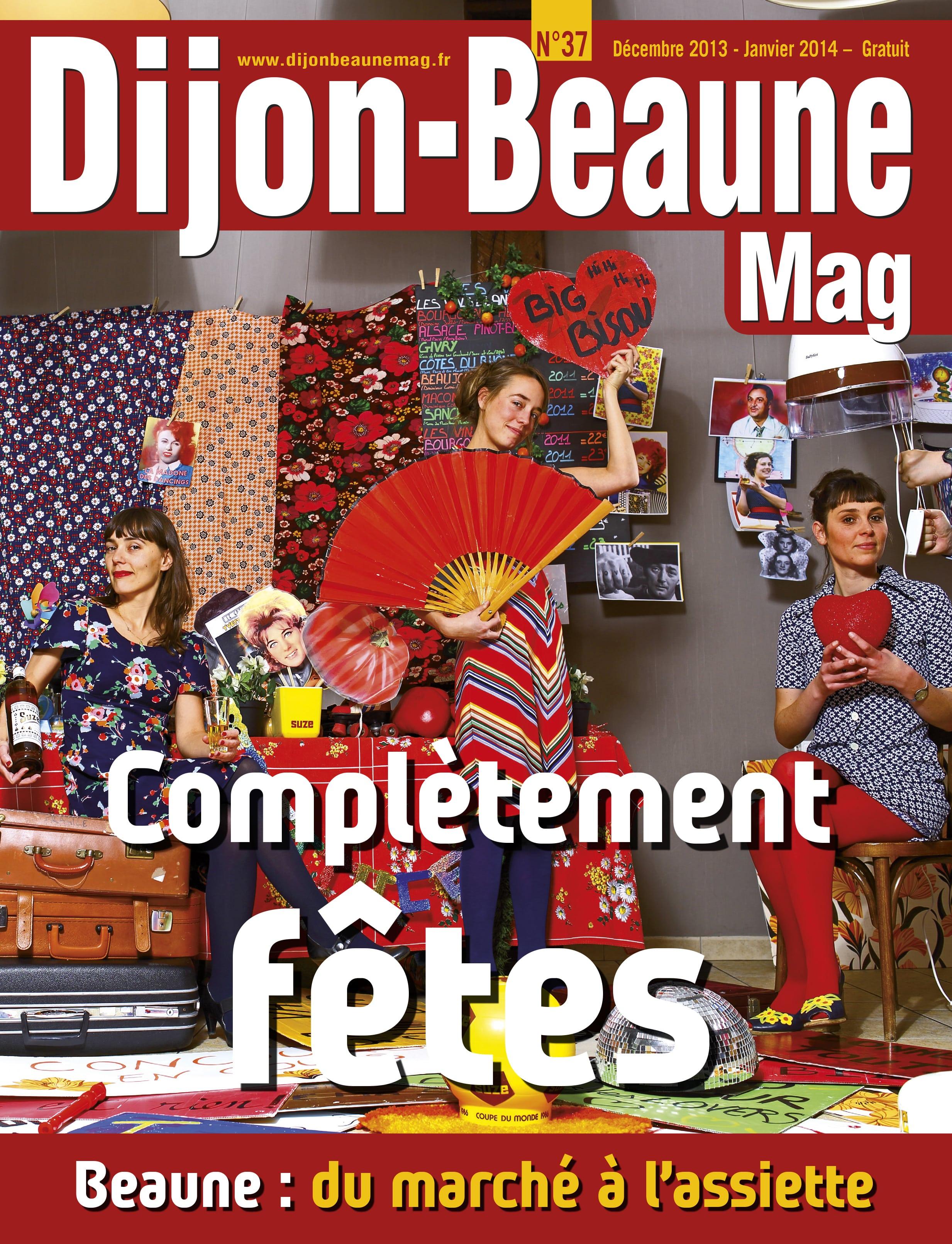 Dijon-Beaune Mag n°37