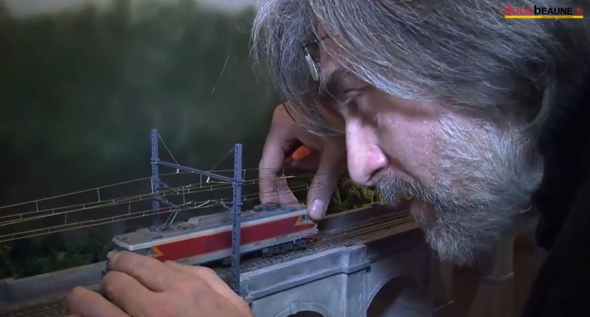VIDEO Le viaduc de Velars-sur-Ouche plus vrai que nature