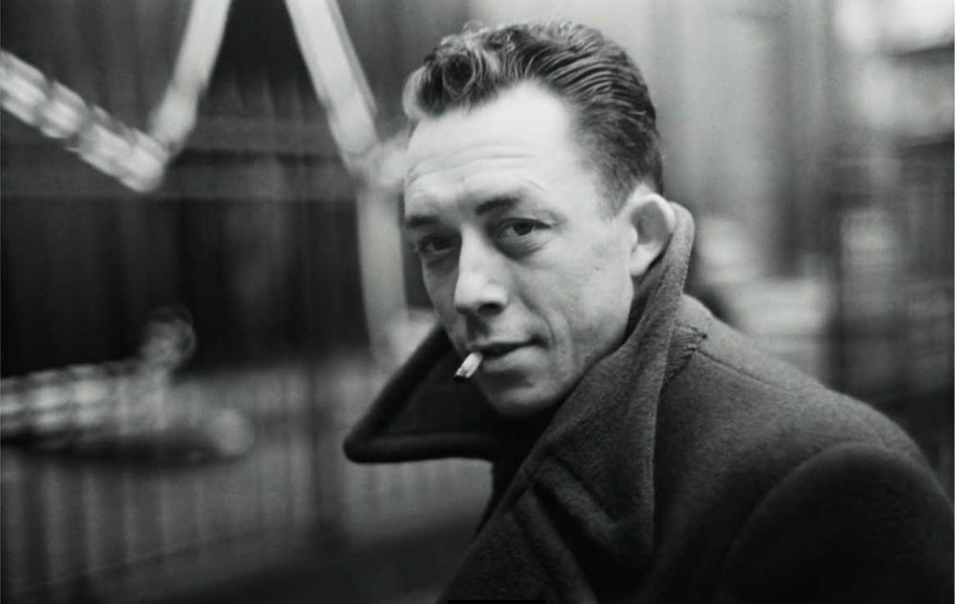 Le dernier jour d'Albert Camus