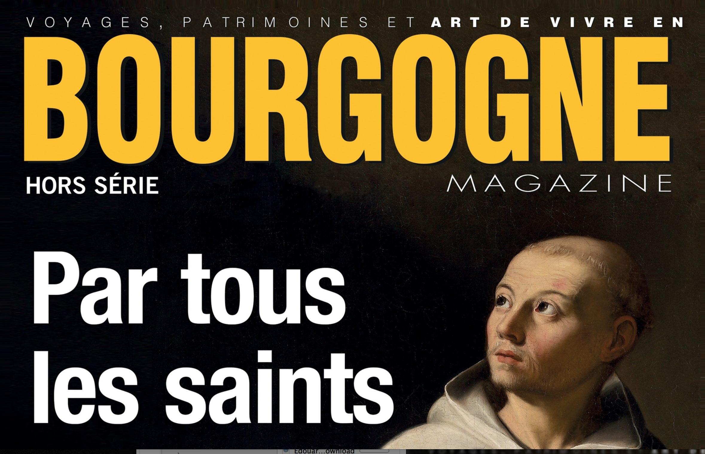 La Bourgogne revue par tous ses saints