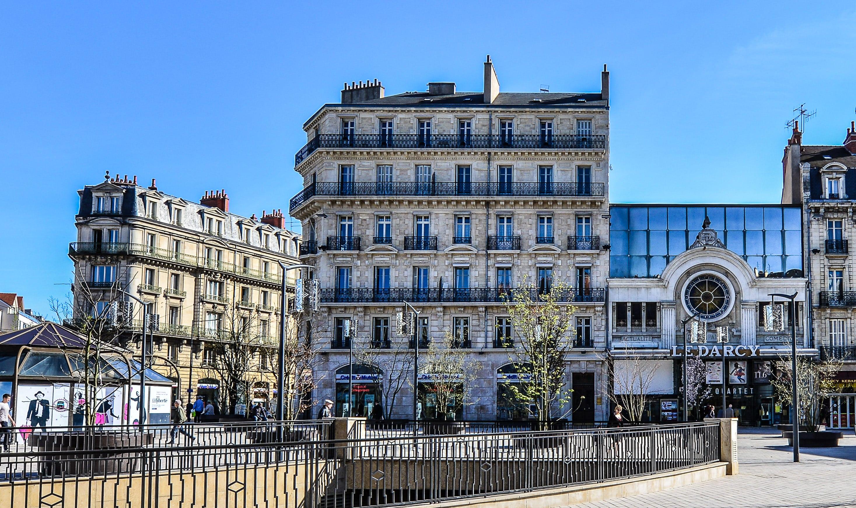 Dijon: Darcy Palace, le ciné centenaire
