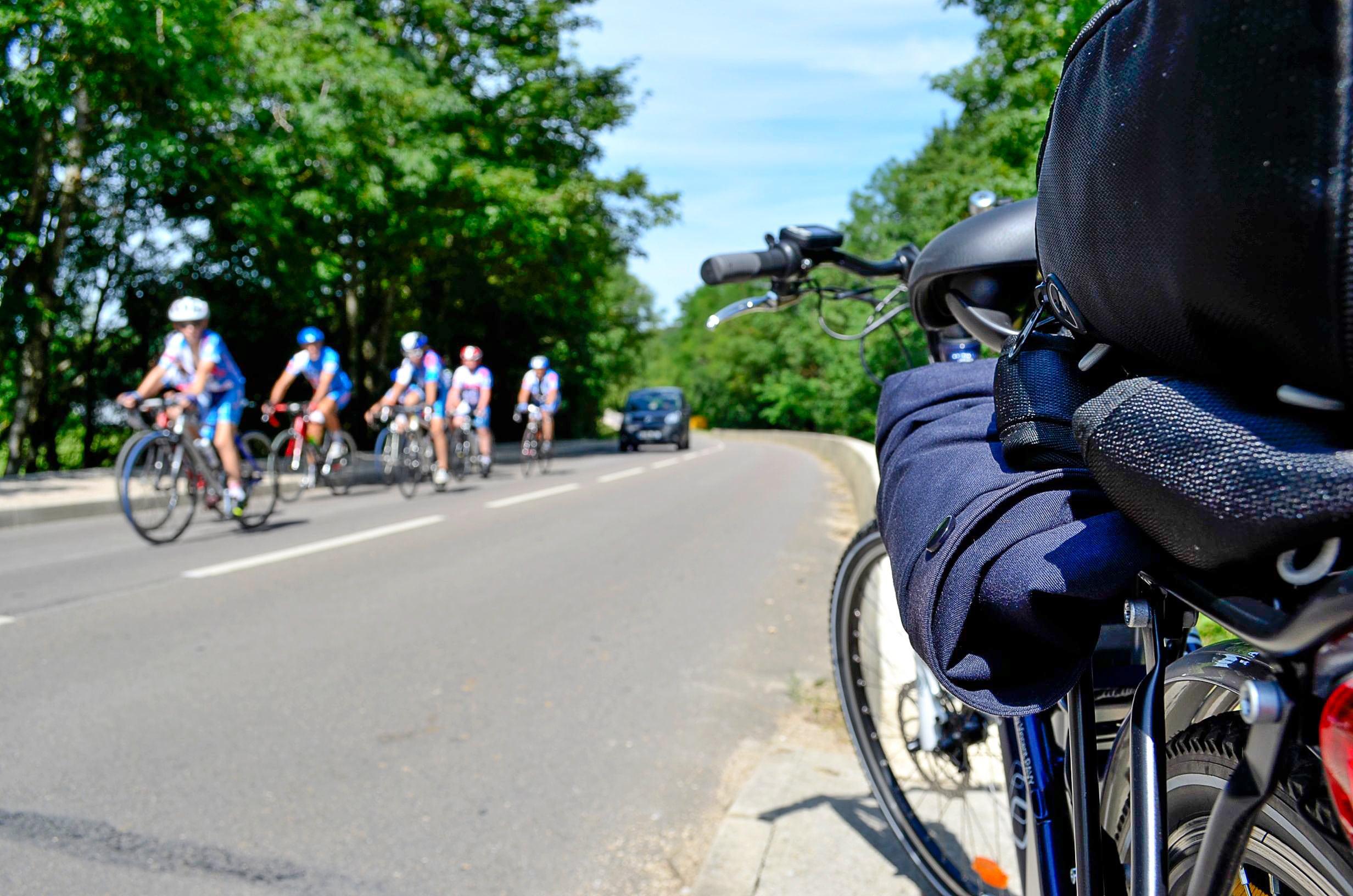 Vélo dans les vignes: les Américains votent pour la Bourgogne