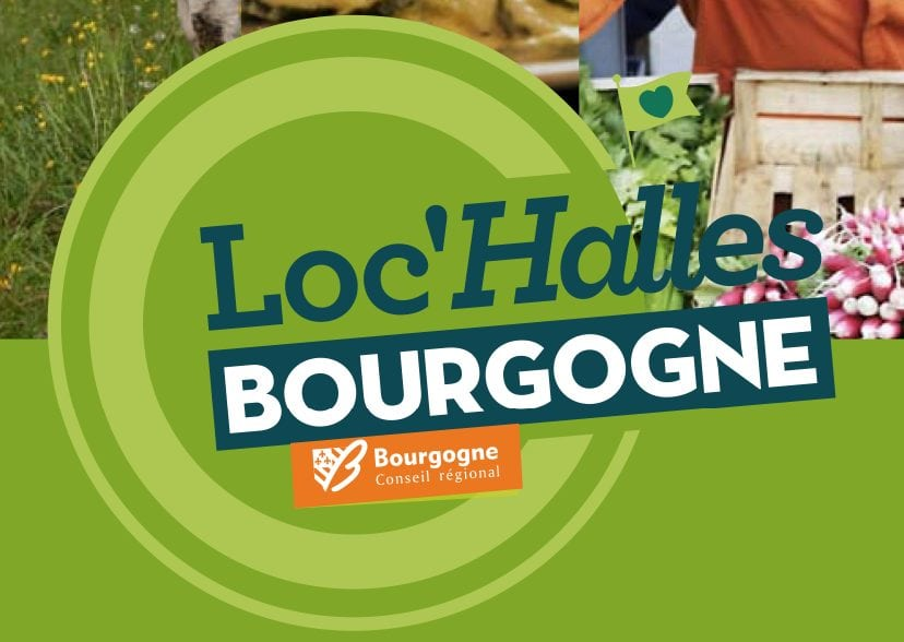 Loc'Halles Bourgogne, l'application du bon goût