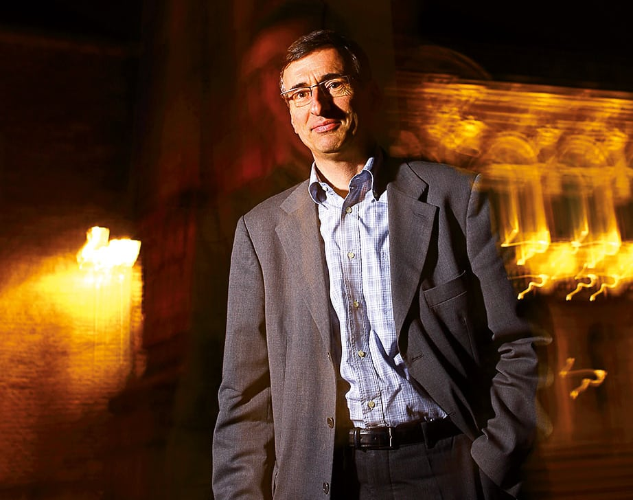 Municipales, candidats sur le gril: Jacques-Hervé Riffaud (Beaune)