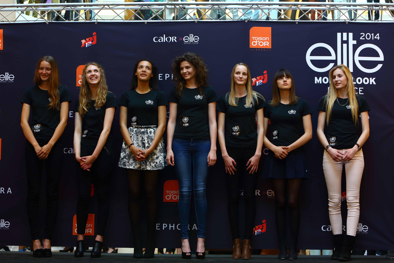 Le casting Elite sélectionne quatre beautés dijonnaises