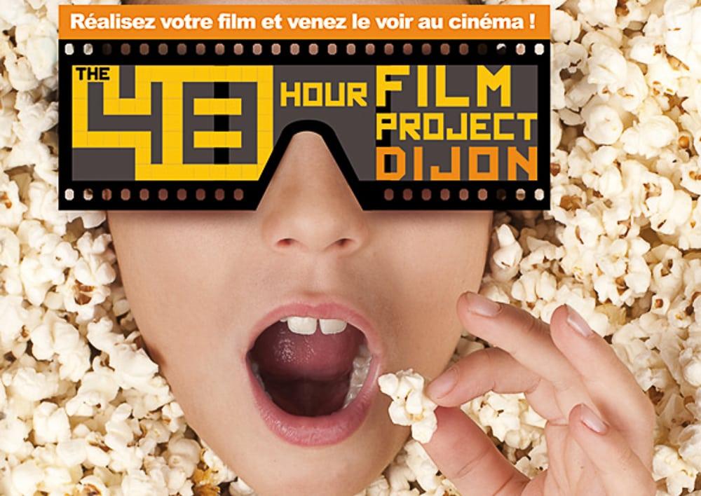 Faire un film en 48 heures sur Dijon: chiche !