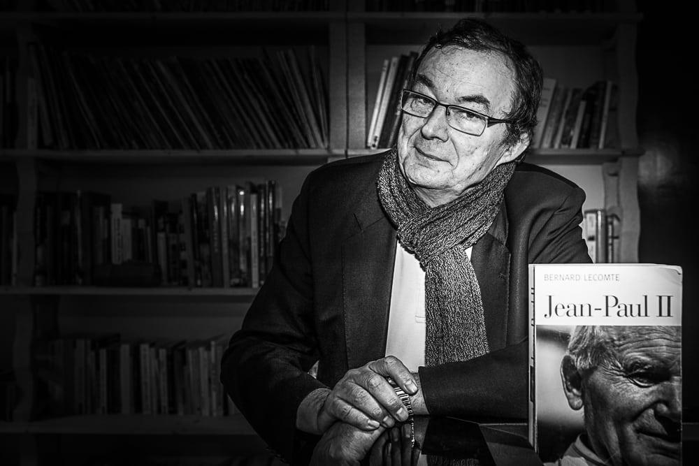 Bernard Lecomte : « Fêter Pâques sans se réunir, c'est du jamais vu en 2000 ans ! »