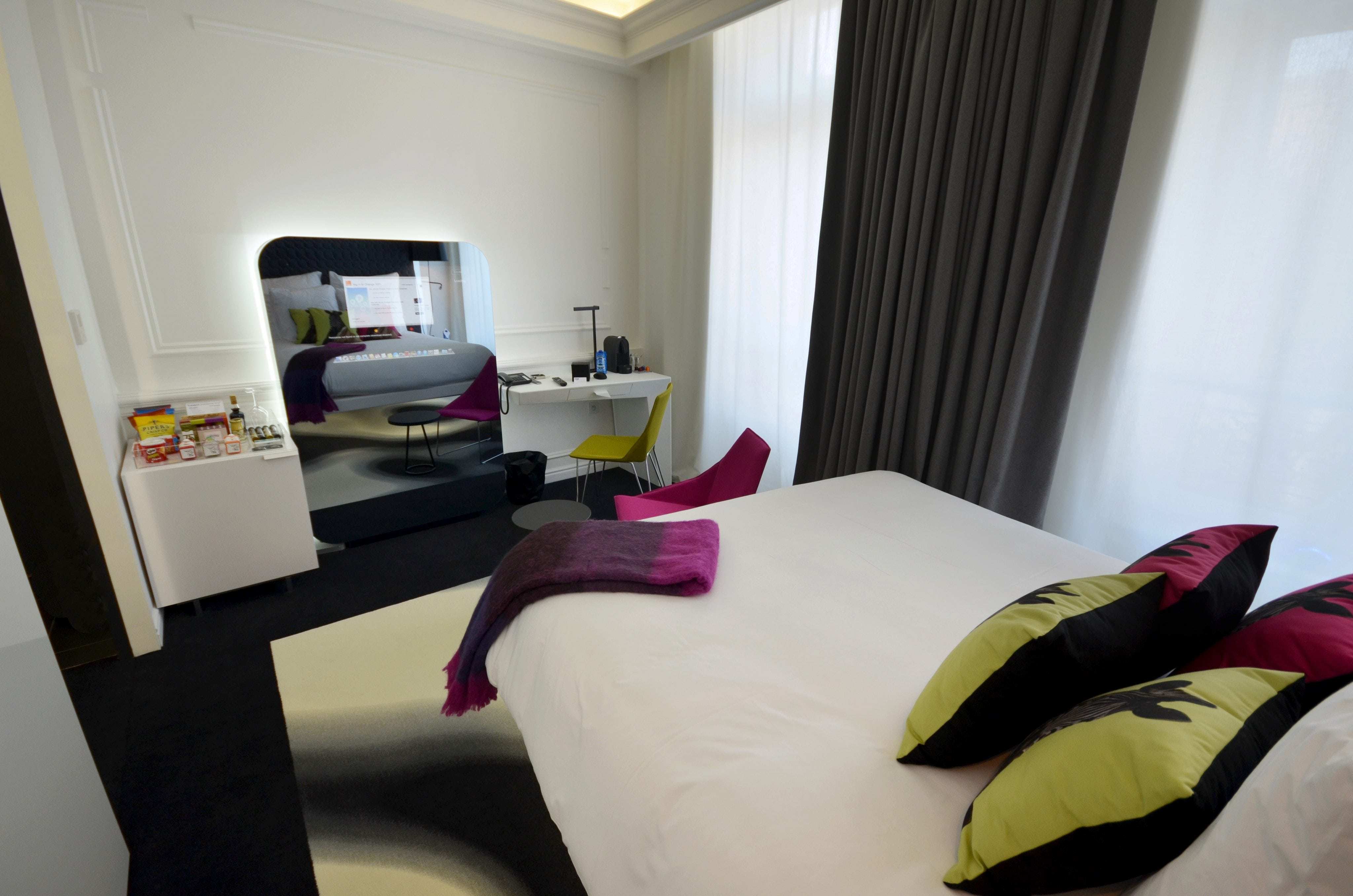 Le Design hôtel qui va révolutionner les nuits dijonnaises