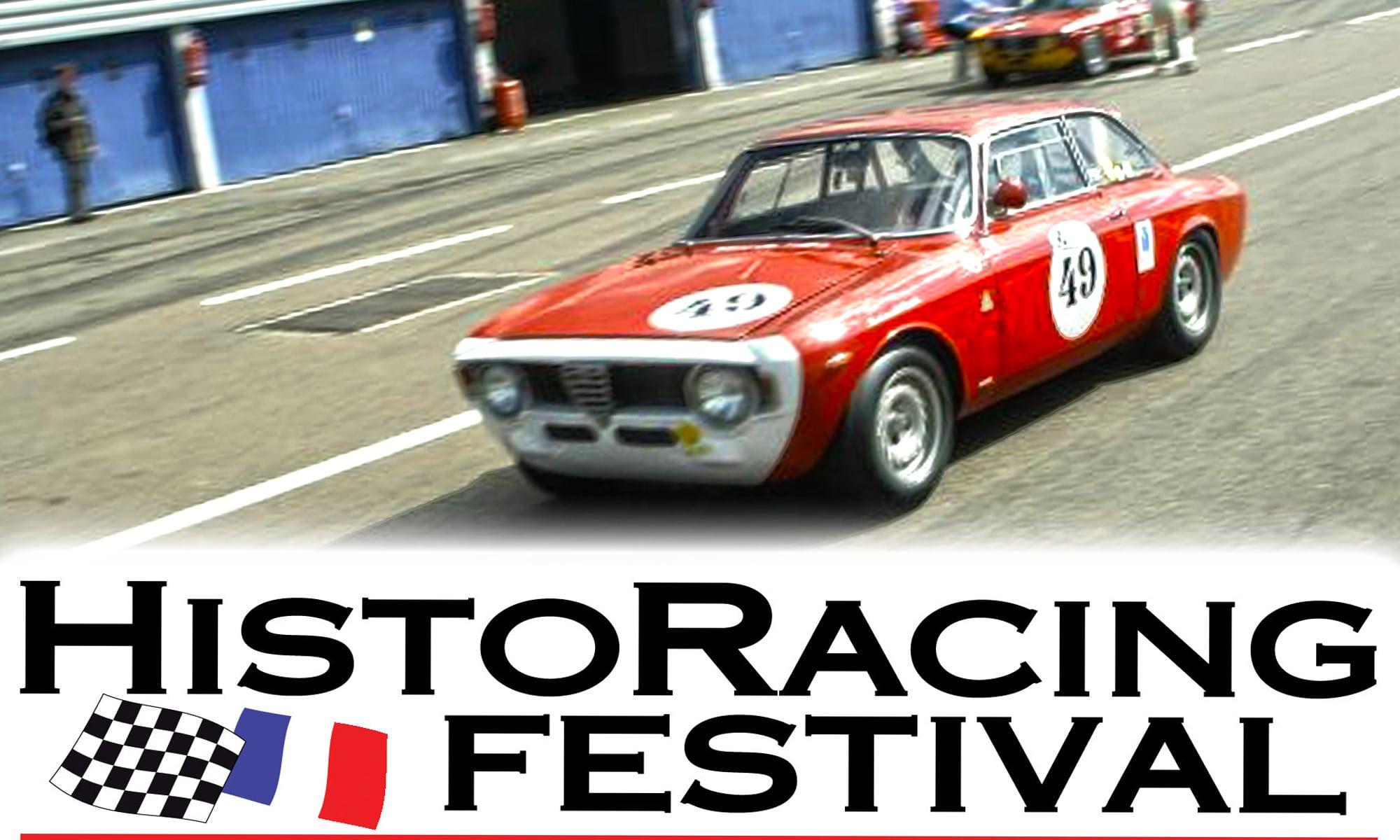 350 voitures de légende à Dijon-Prenois