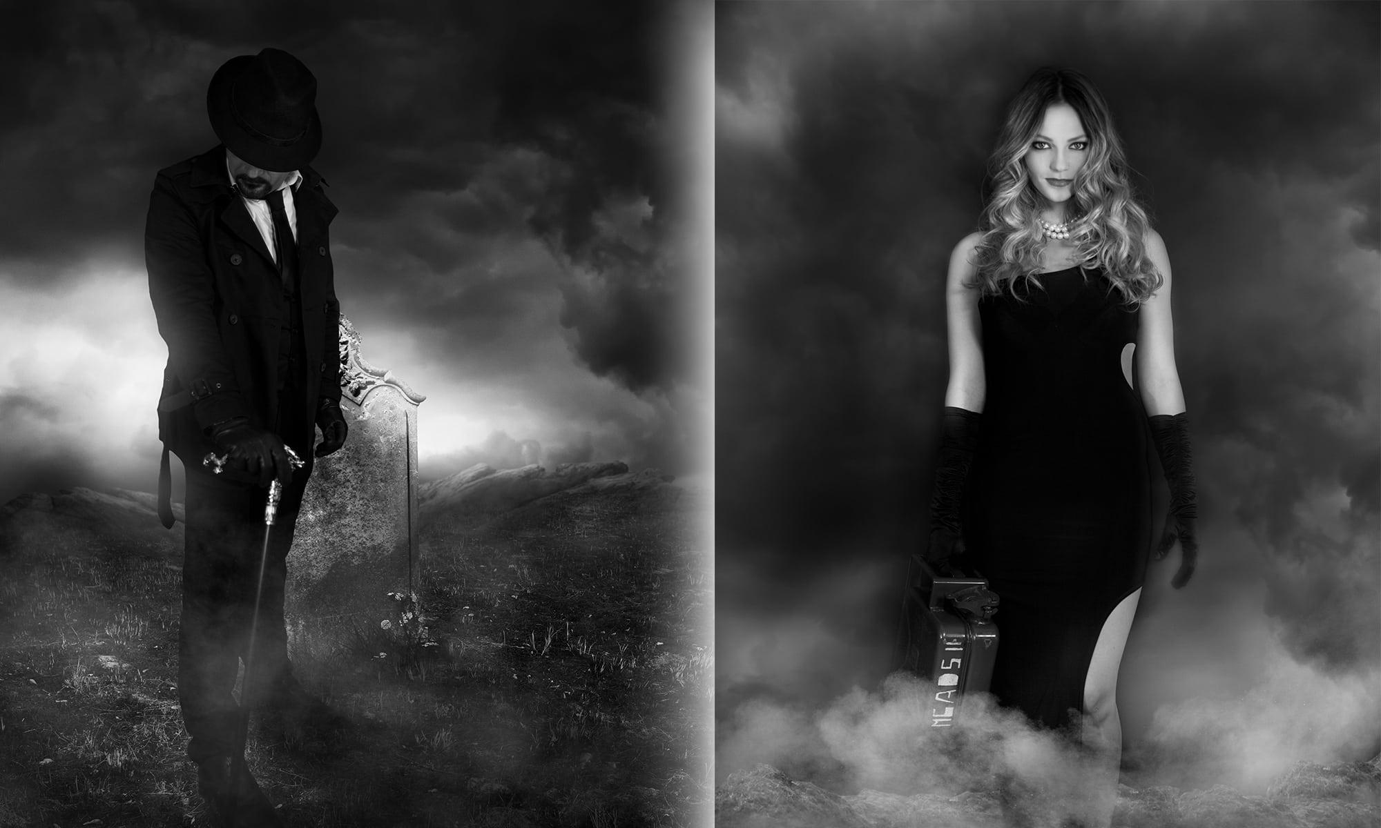 «Noir»: les premières images du film avec Daniel Fernandez