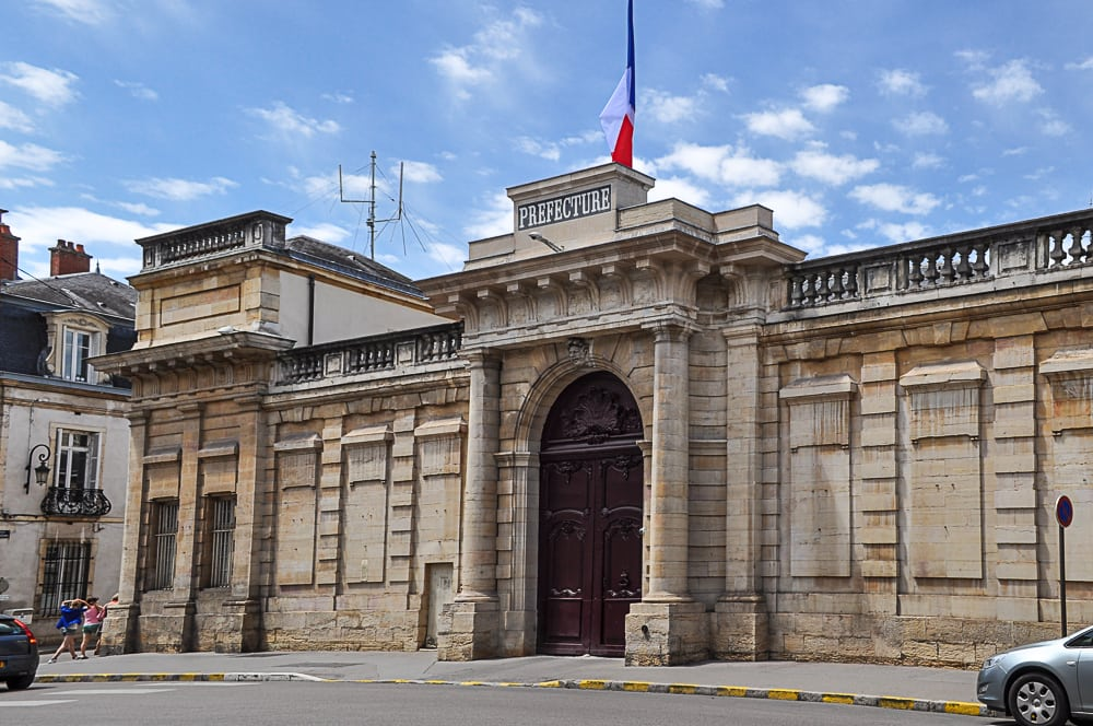 L'Hôtel Bouhier de Lantenay: de Bonaparte à de Gaulle