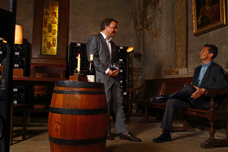 Olivier Halley: «Bernard Arnault en Bourgogne, j'adore!»