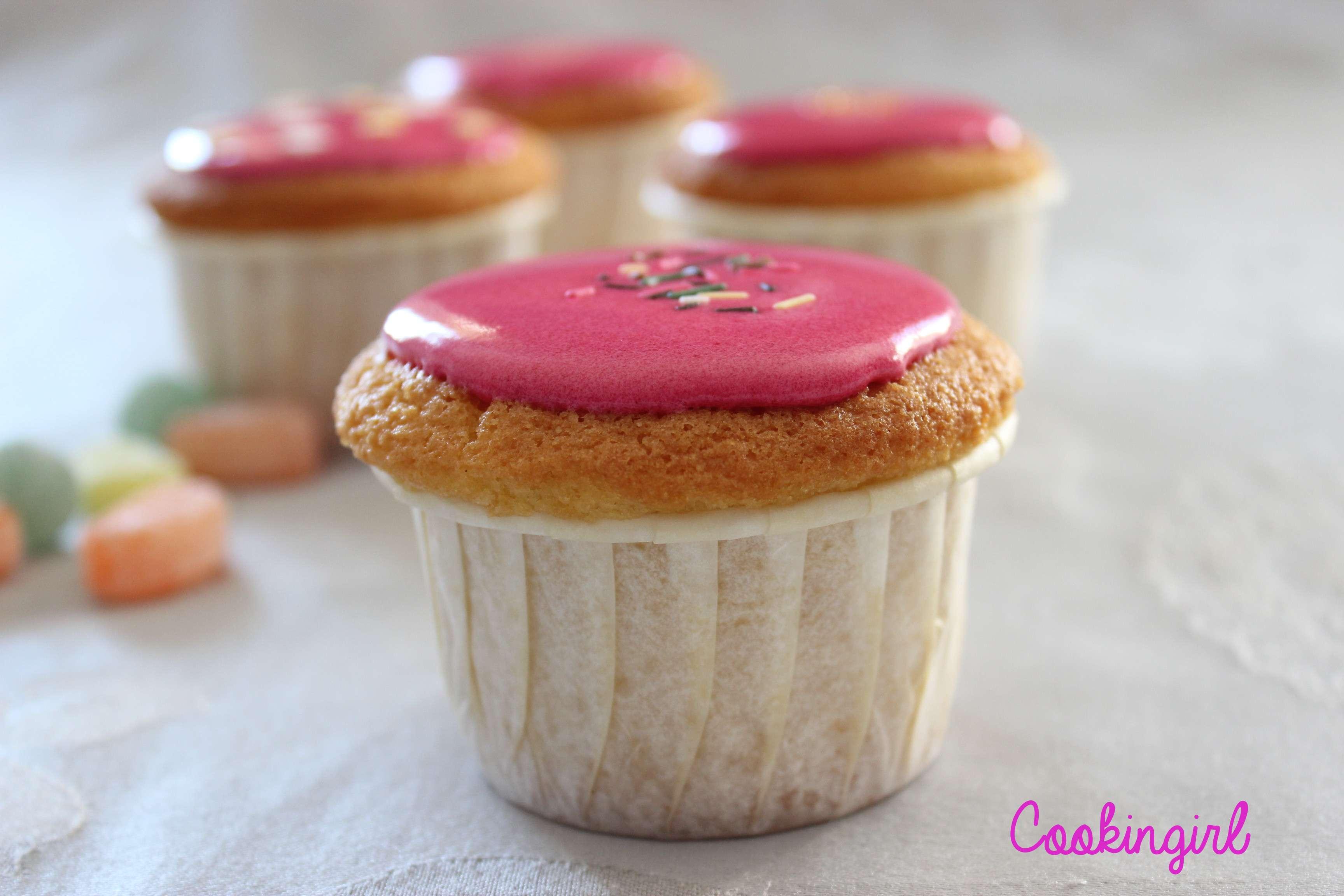 La recette du samedi: les cupcakes tendance