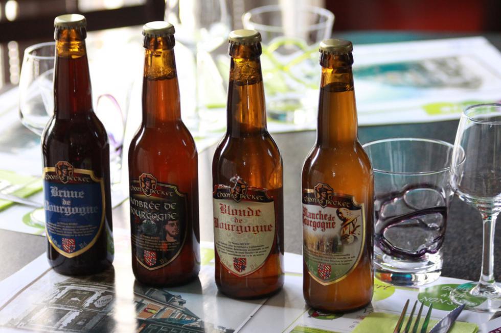 La Bourgogne fait mousser la bière