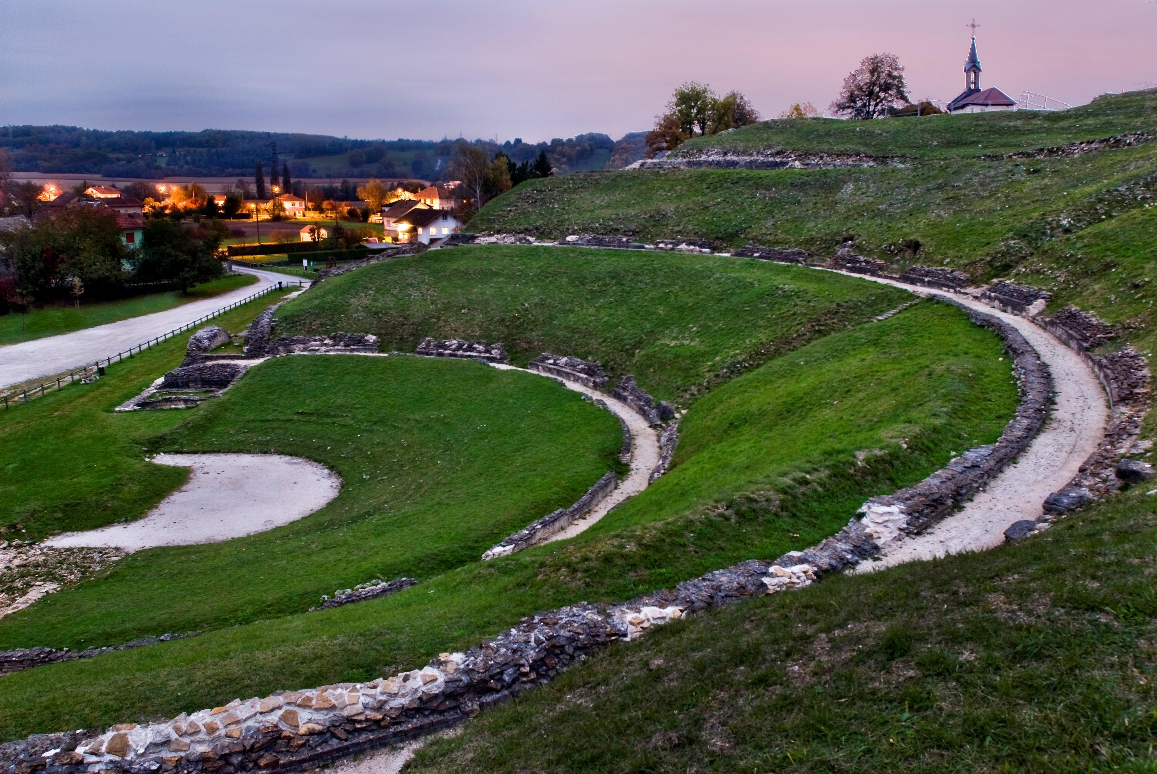 Si Doubs, si proche. 20000 gallo-romains à Mandeure!