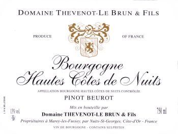 Hep Sommelier! Gris ou beurot le pinot?