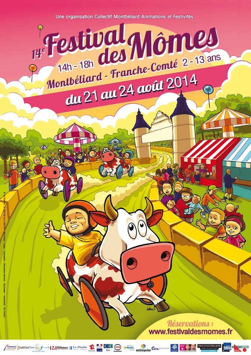 Si Doubs, si proche: un festival estival de festivals!