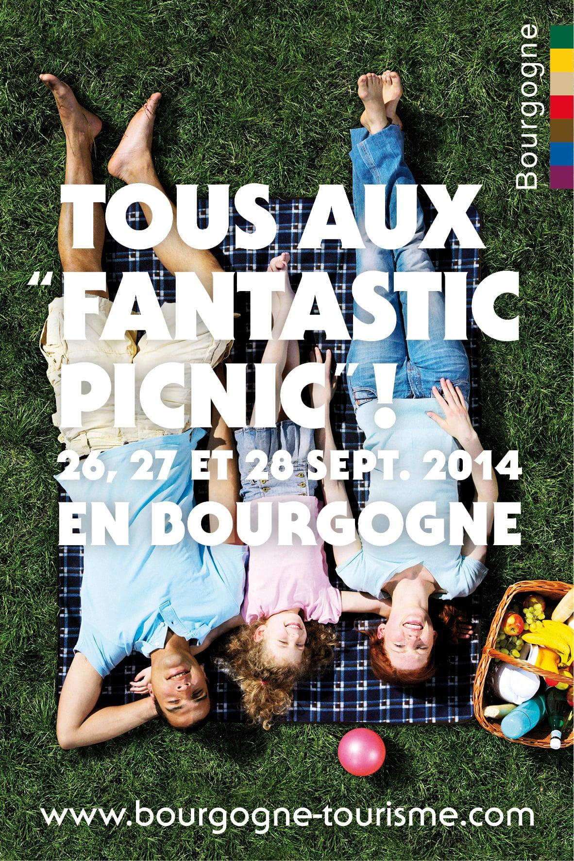 Bourgogne Tourisme: du vin et du son plein les gobelets