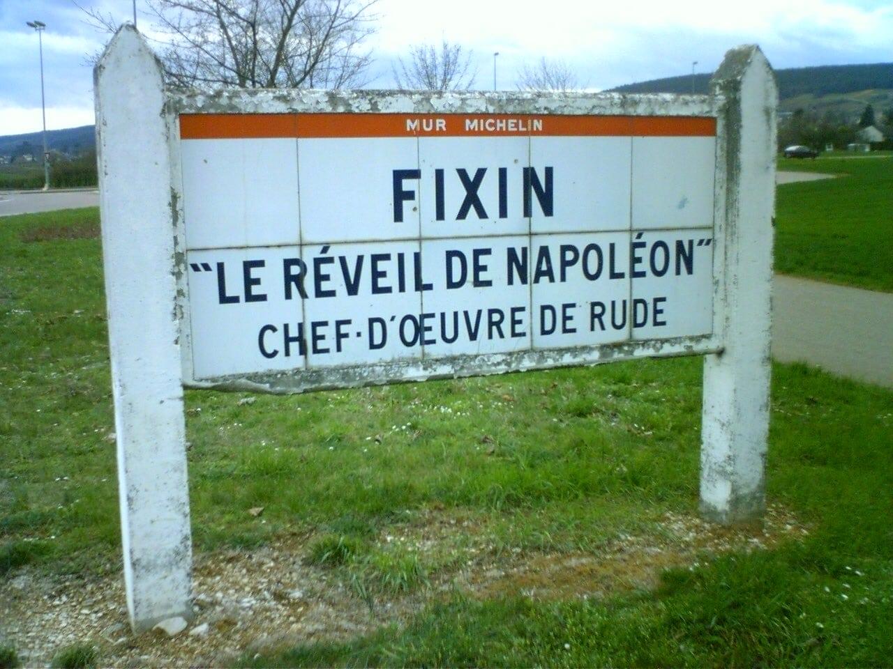 VRP. Fixin, village impérial