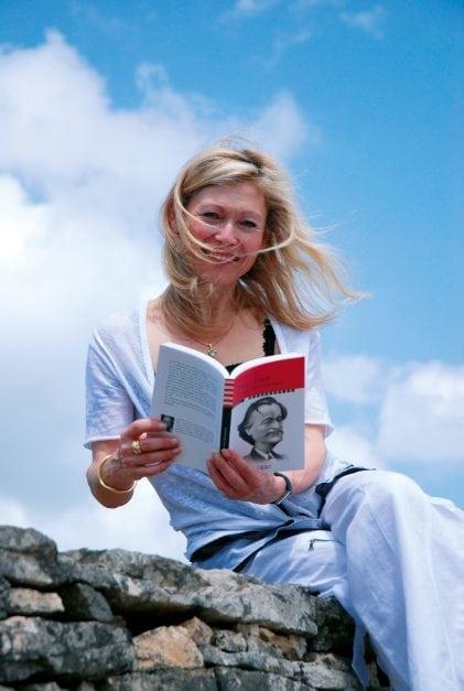 Evelyne Philippe raconte son Livres en Vignes