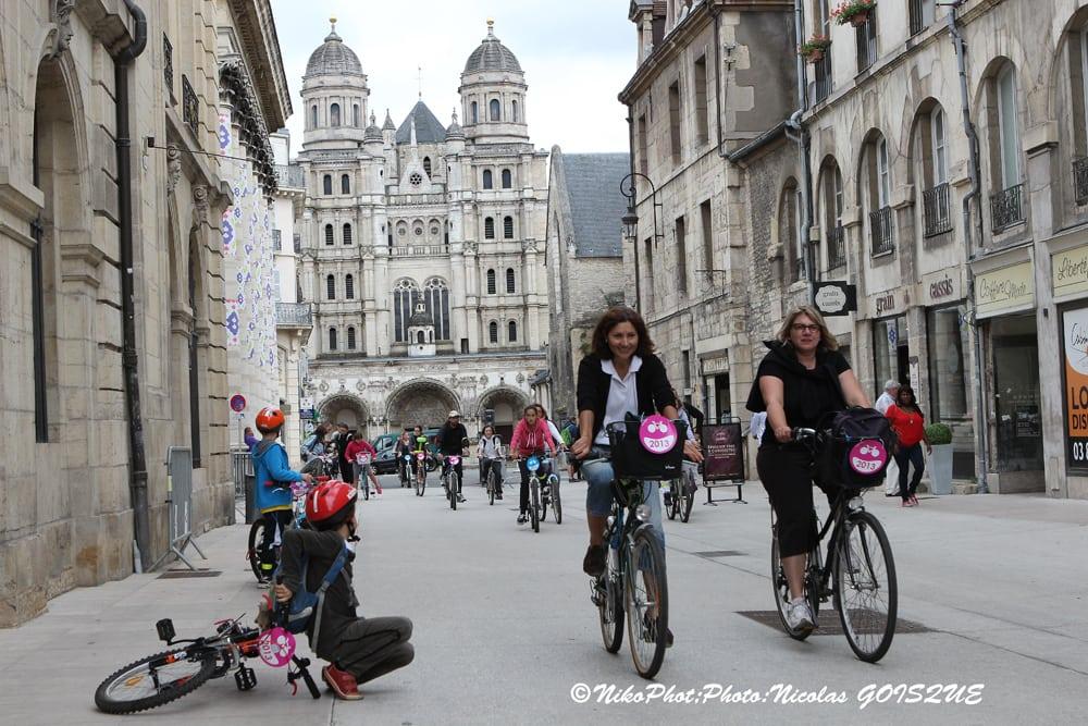 Dijon: Vélotour, le cycle vertueux