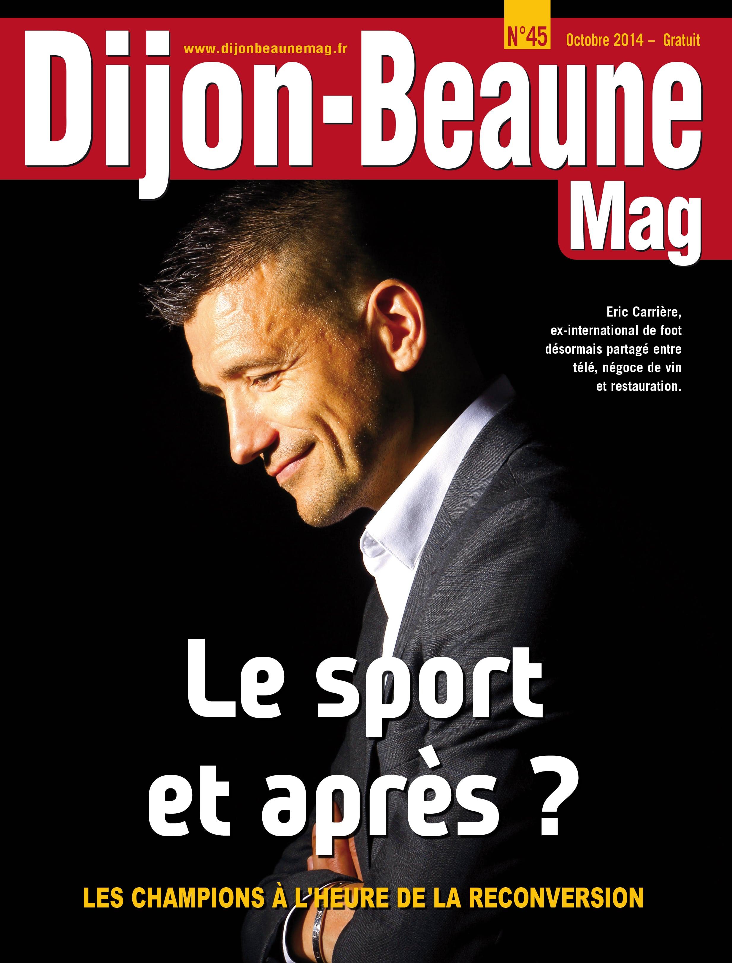 Nouveau Dijon-Beaune Mag, spécial sport