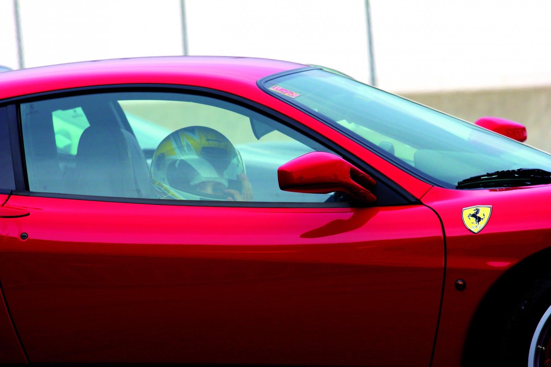 La Ferrari, un rêve pour enfants malades