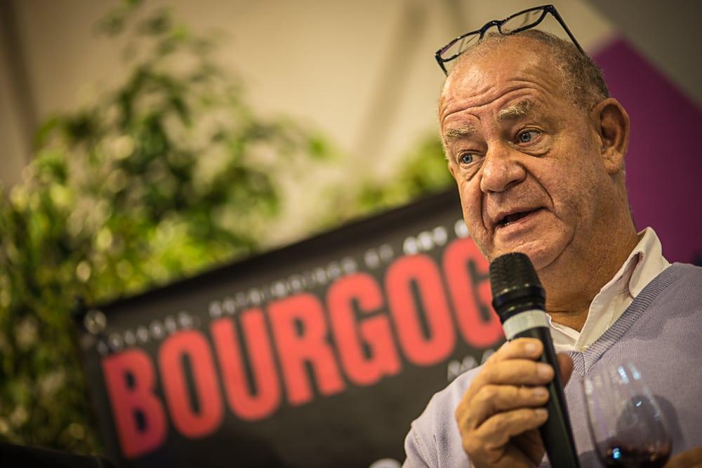 Foire: Vincent Bouchard explique son porto