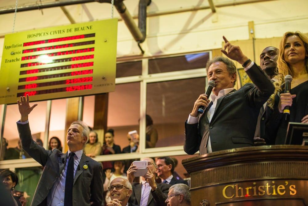 Beaune: 220000 euros pour la pièce de Charité