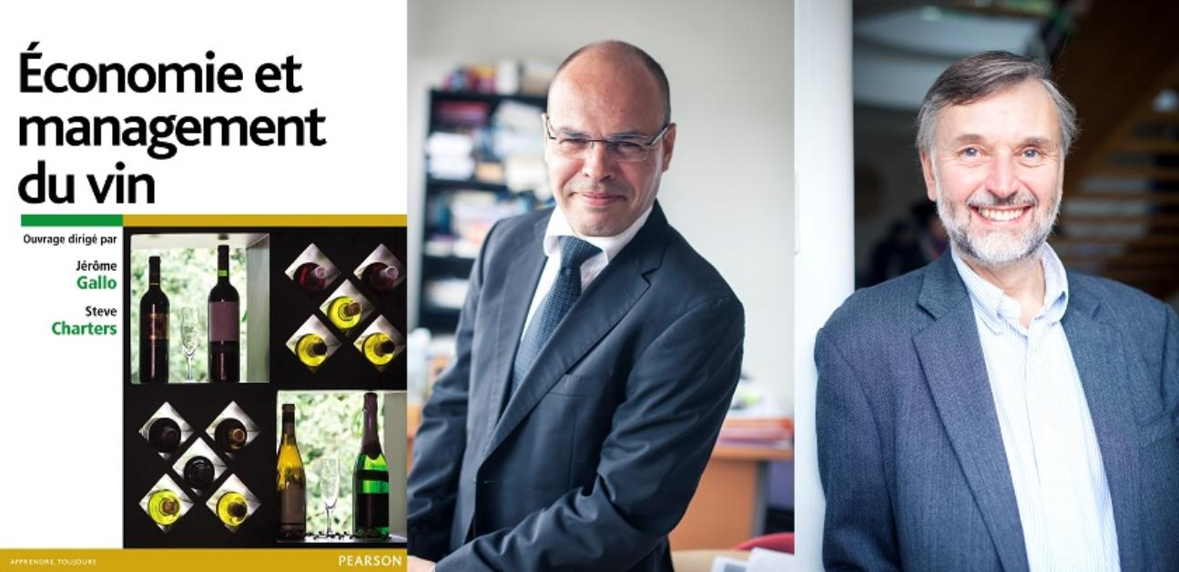 Vins: le livre de l'ESC Dijon-Bourgogne
