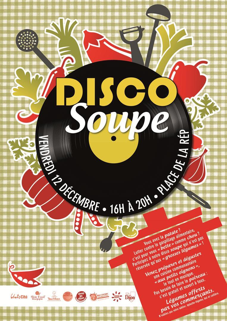 Le disco c'est de la soupe