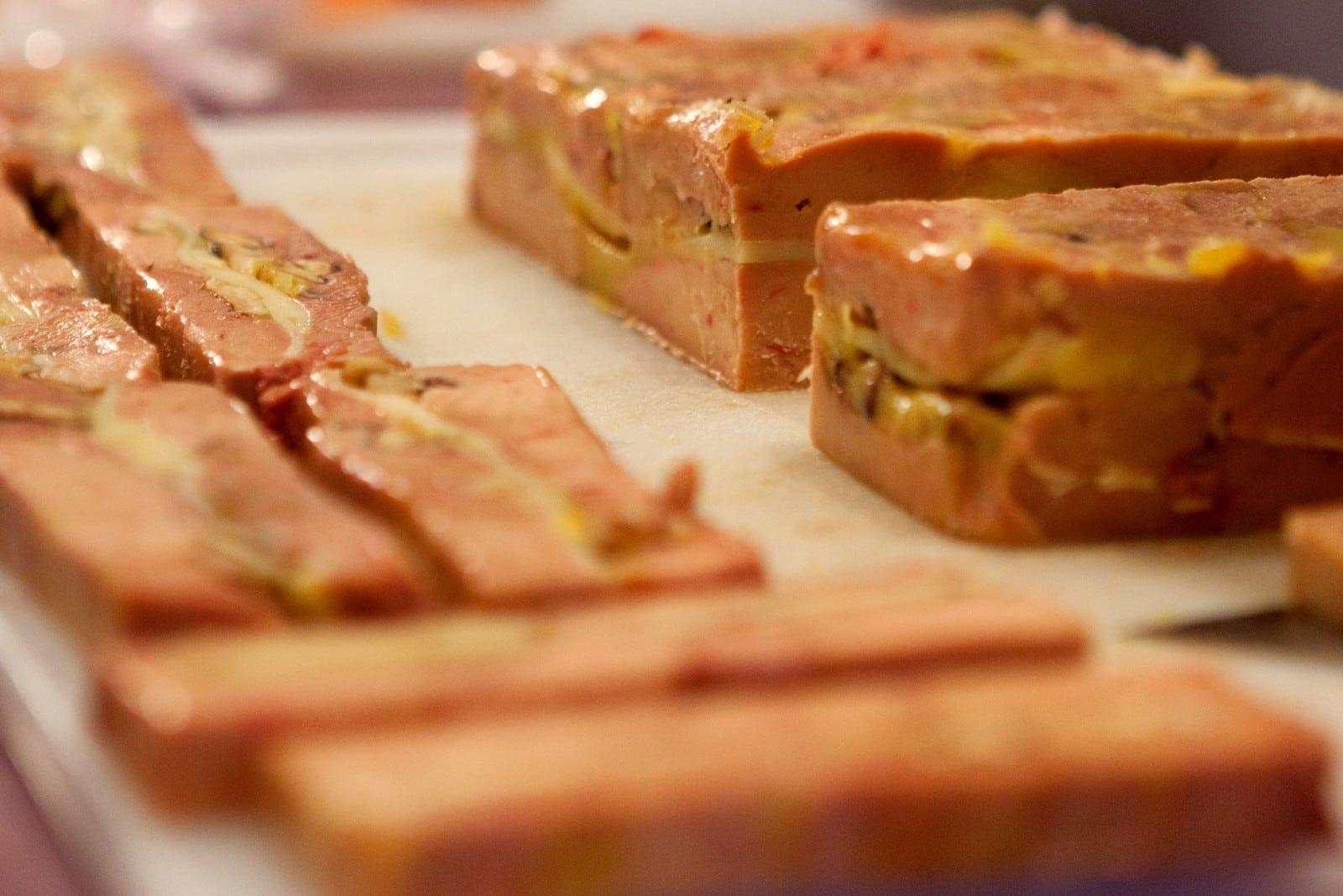 Foie gras: d'un Z qui veut dire Zuddas