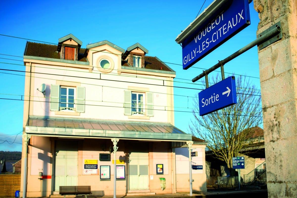 Saint-Vincent 2015: Allez-y en train!