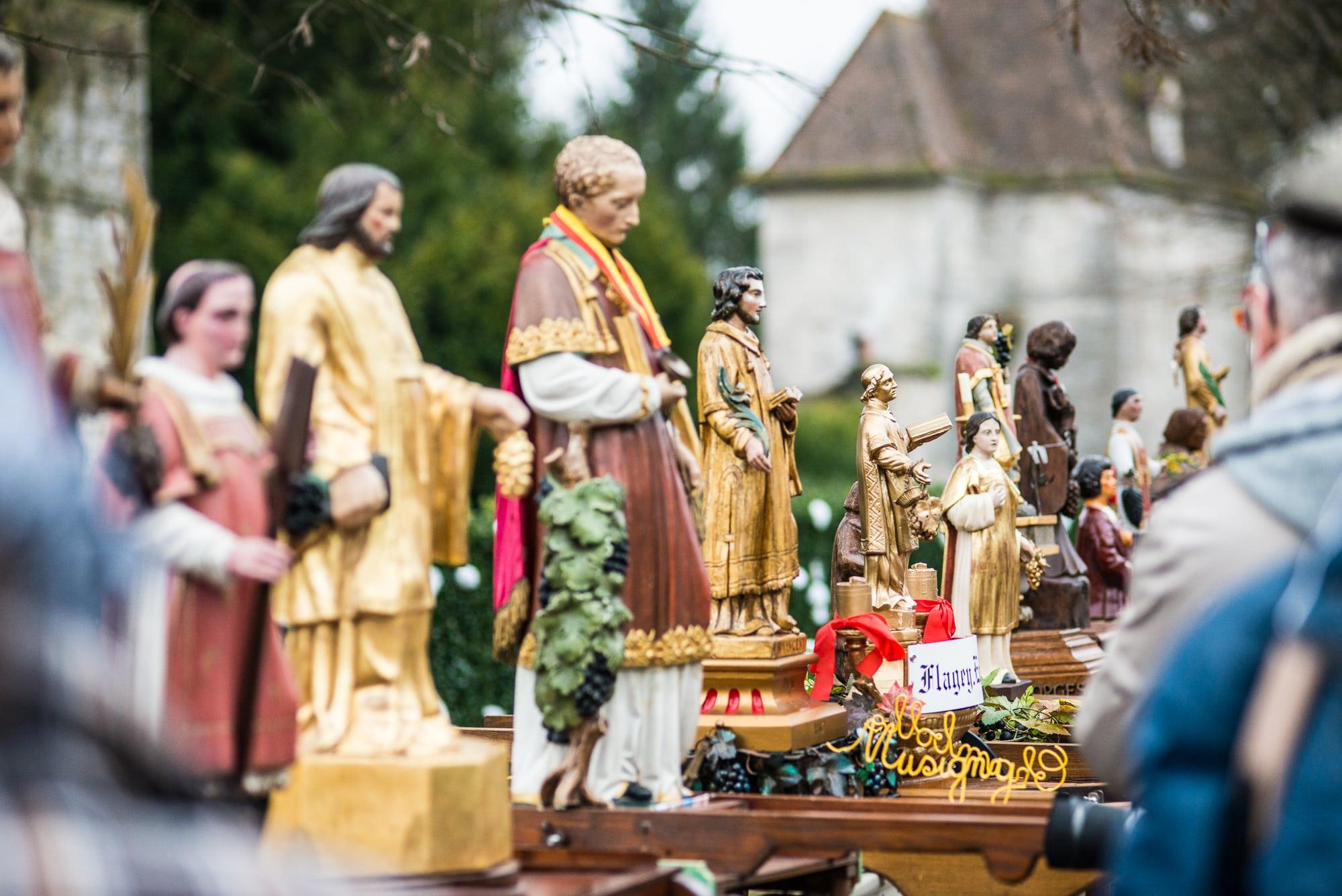 La fête de la Saint-Vincent tournante 2021 reportée d'une année