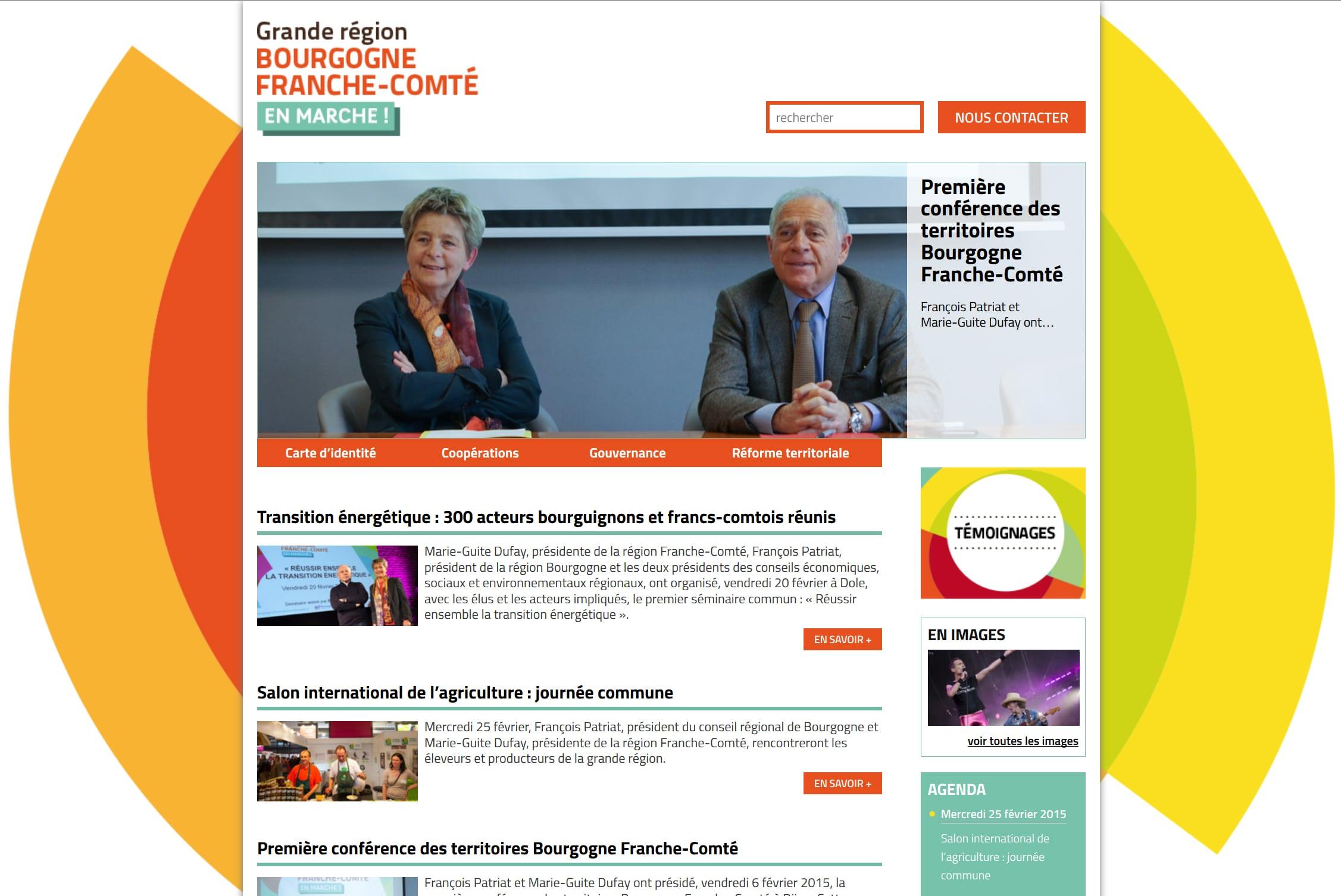 Bourgogne et Franche-Comté, du virtuel au réel