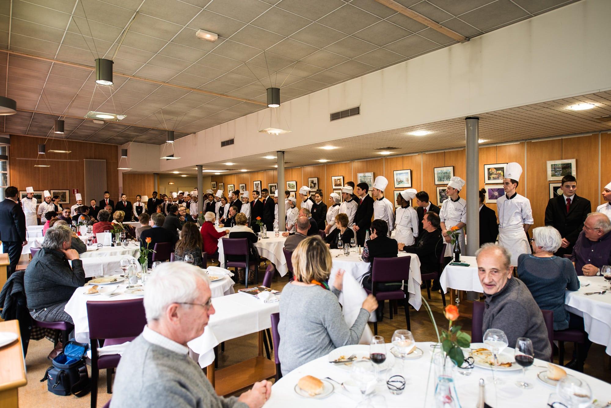 Ecole hoteliere le castel dijon clement bonvalot 19 - Cours de cuisine dijon ...