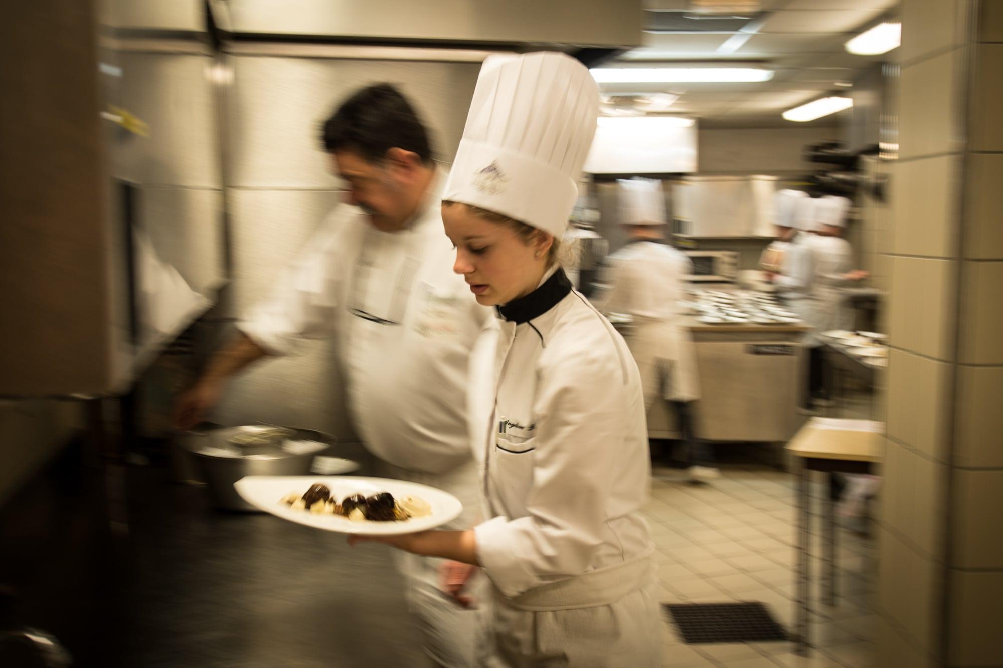 Ecole hoteliere le castel dijon clement bonvalot 25 - Cours de cuisine dijon ...