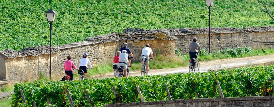 La Bourgogne signe son contrat de destination