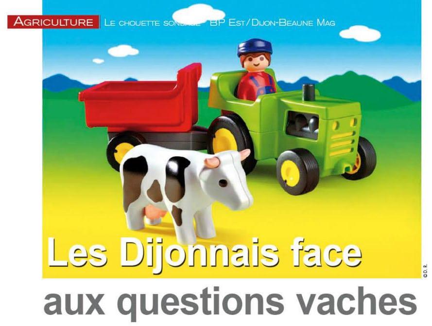 Les Dijonnais ont-ils le sens de la terre? Oui… et non!