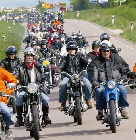 Motos: le rallye touristique de Côte-d'Or n'attend plus que vous!