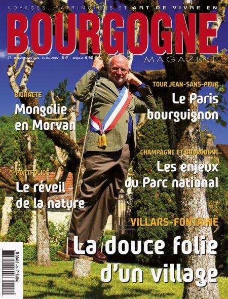 Bourgogne Magazine, 20 ans ce printemps