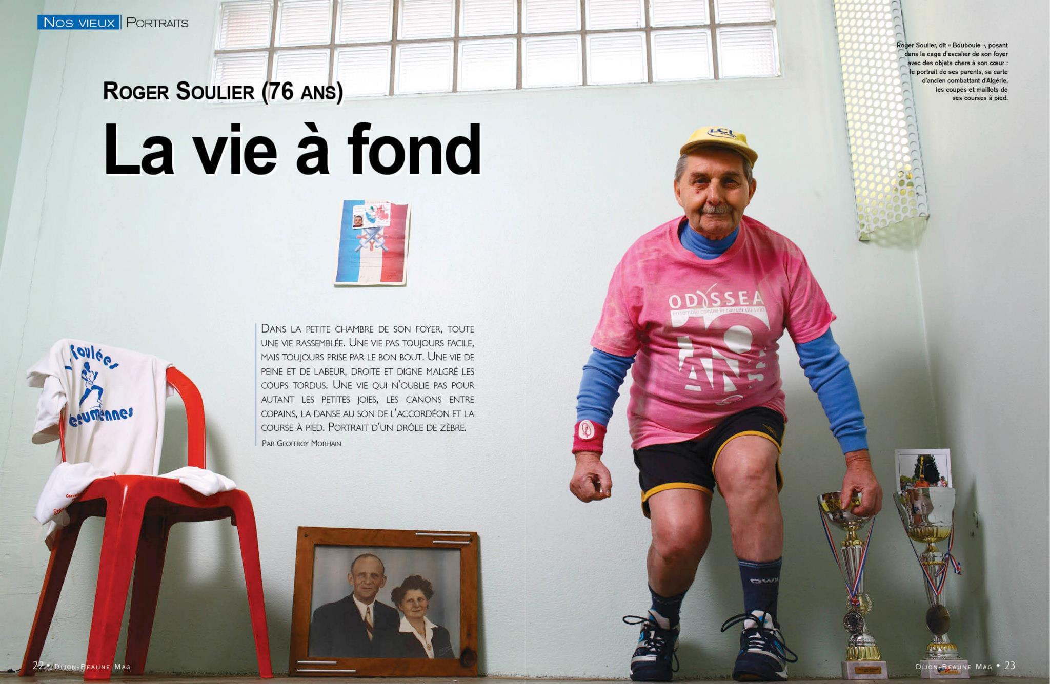 Adieu Bouboule !