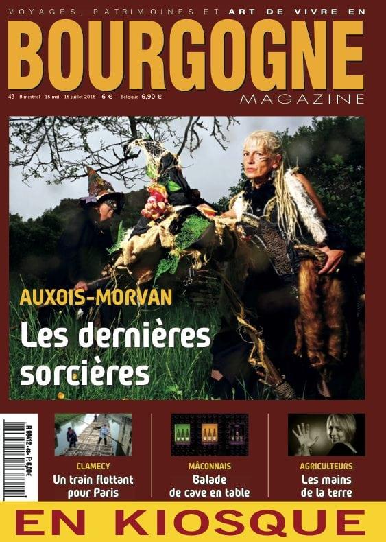 Découvrez le nouveau Bourgogne Magazine