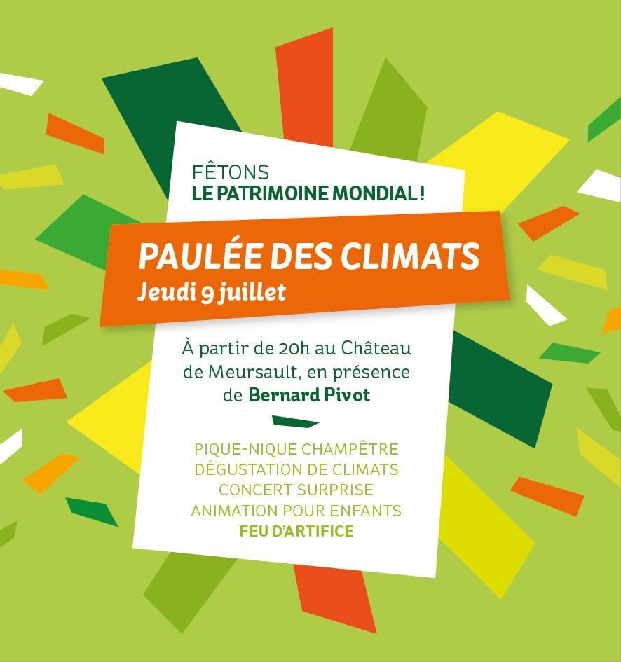 Ce soir, c'est «paulée» pour tous à Meursault!